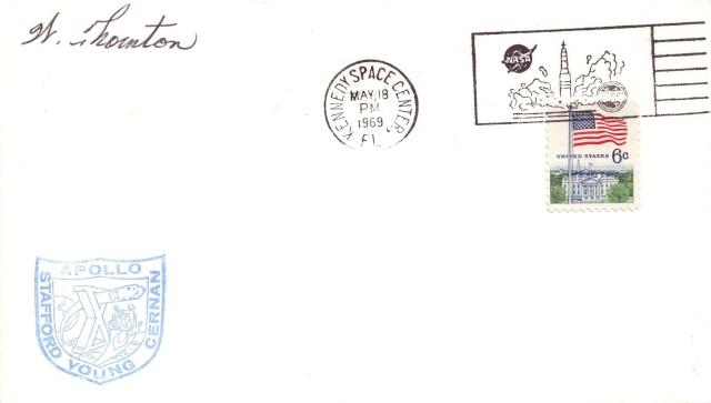 [Astrophilatélie] 45ème anniversaire de la mission Apollo 10 1969_012