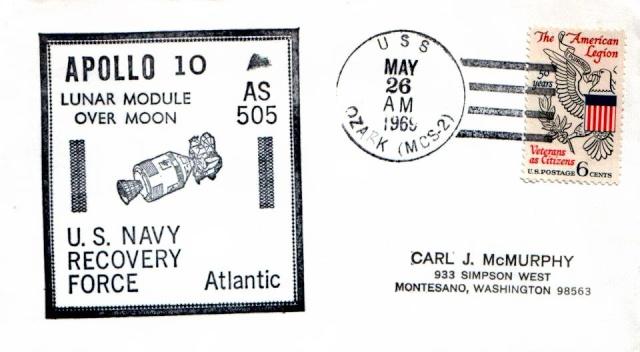 [Astrophilatélie] 45ème anniversaire de la mission Apollo 10 1969_020