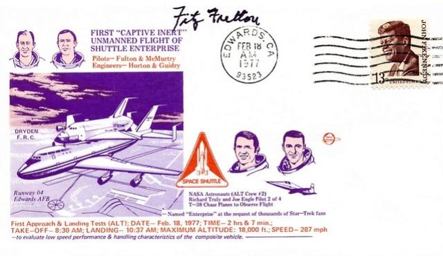 Programme Navette Spatiale - Rares documents, photos, inédits, etc ... 1977_012