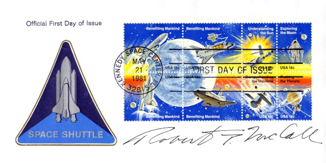 Philatélie spatiale USA - 1981 - Space Achievement 1981_010