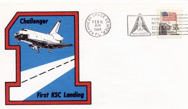 3 février 1984 - Mission STS-41B - 30ème anniversaire 1984_011