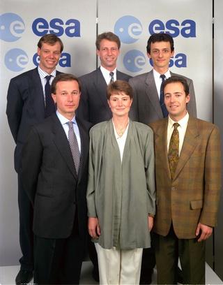 Les sélections d'astronautes de l'ESA 1992_e10