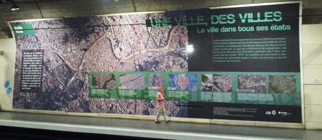 [Photos] Exposition - Le Monde vu de l'Espace par le CNES et la RATP 20131013