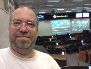 Les nouvelles salles de Contrôle des Missions au Mission Control à Houston 20131017