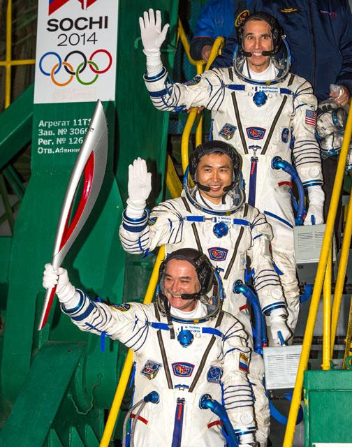 7 novembre 2013 - Mission Soyouz TMA-11M / Expedition 38-39 20131110