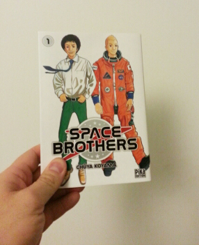 Cinéma - Space Brothers 20131210