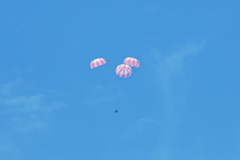 SpaceX - Vol Falcon 9 - Dragon CRS-3 (18 avril au 18 mai 2014) 20140511