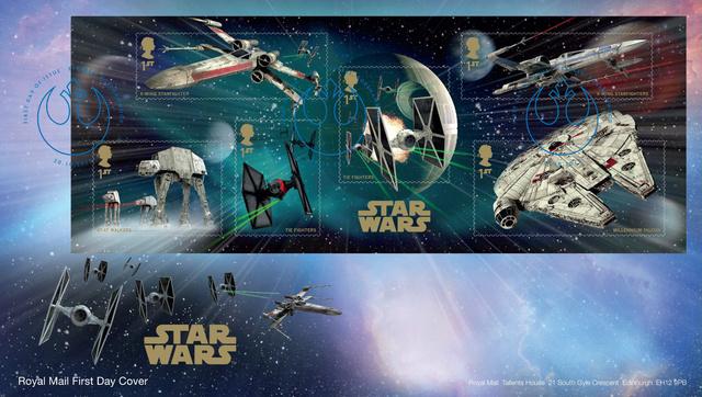40ème anniversaire de Star Wars (1977-2017) 2015_110