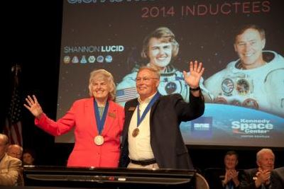 Astronaut Hall of Fame Induction - 2 et 3 mai 2014 36441310