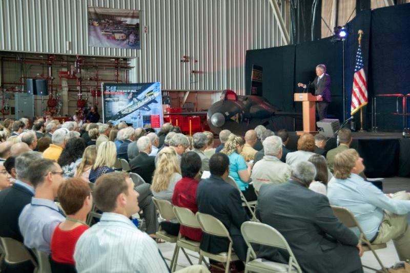 13 mai 2014 - Inauguration officielle du NASA Armstrong Flight Research Center Amstro10