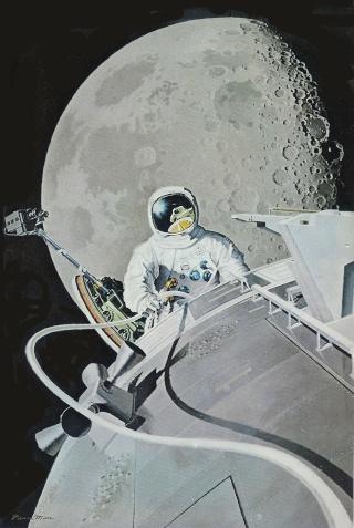 Space Quotes - Souvenirs d'espace - Page 3 Apollo22