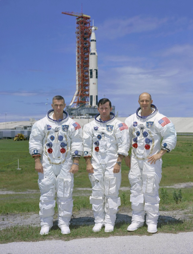 45ème anniversaire de la mission Apollo 10 Apollo23