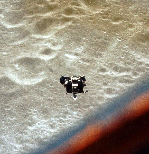 45ème anniversaire de la mission Apollo 10 Apollo26