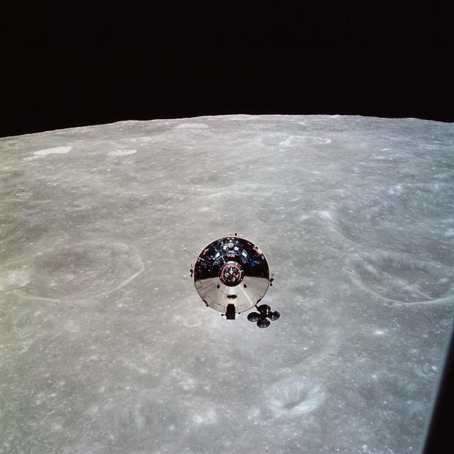 45ème anniversaire de la mission Apollo 10 Apollo27