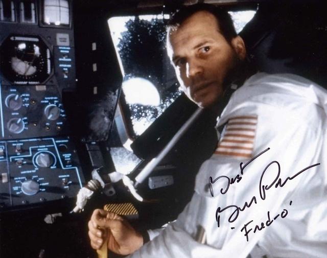Disparition de l'acteur Bill Paxton (1955-2017) Apollo29