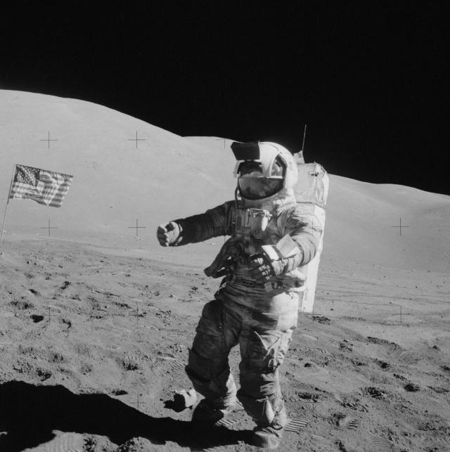 Apollo 17 - La mission - Rares Documents, Photos, et autres ... As17-110