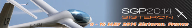 [Aviation] Grand Prix de Vol à Voile - 8 au 16 mai 2014 à Sisteron Banner10