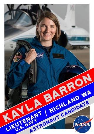 Nouvelle sélection NASA d'astronautes pour 2017 Barron10