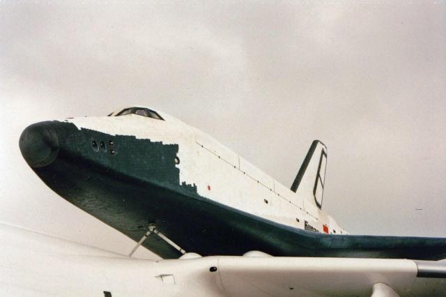 15 novembre 1988 - Décollage de la navette spatiale Bourane - 25 ans Bouran12