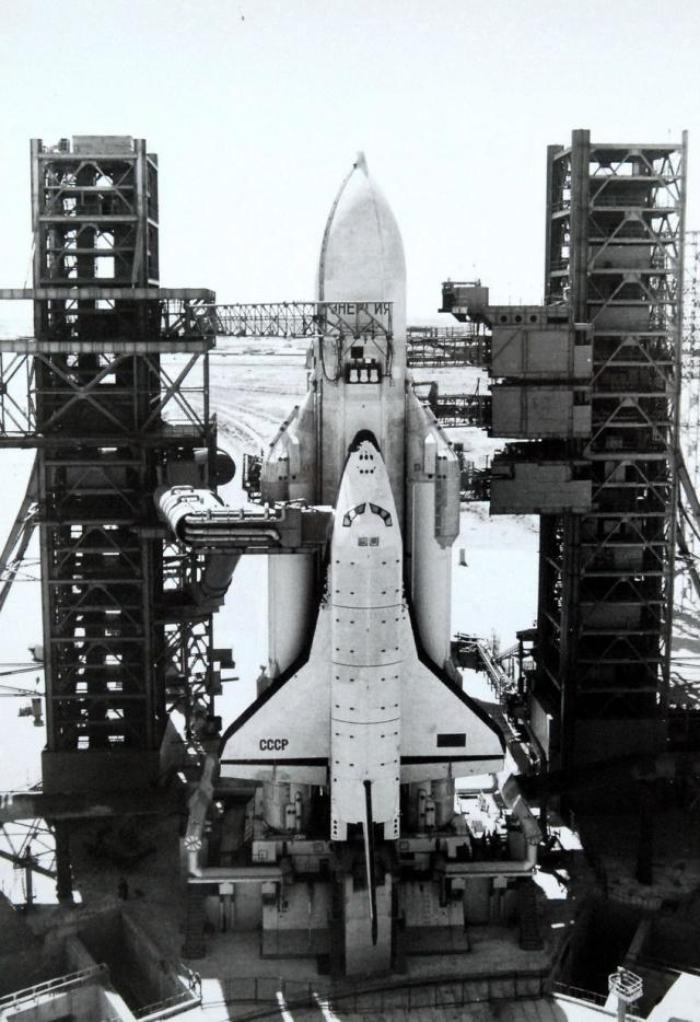 15 novembre 1988 - Décollage de la navette spatiale Bourane - 25 ans Bouran15