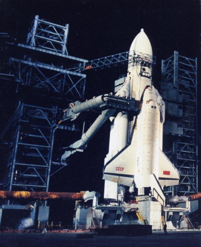 15 novembre 1988 - Décollage de la navette spatiale Bourane - 25 ans Bouran17