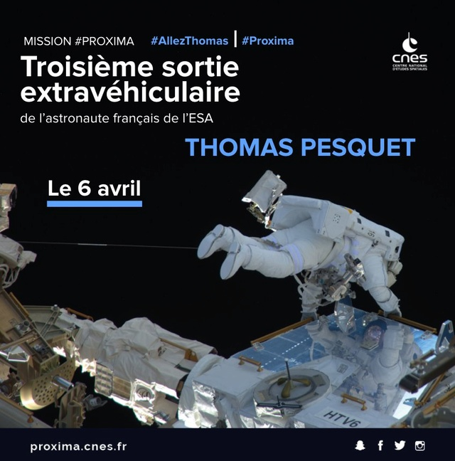 Vol spatial de Thomas Pesquet en novembre 2016 / Soyouz MS-03 / Expedition 50 et 51 - Page 4 C7t4tc10