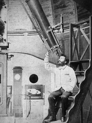 Philatélie spatiale France - 1956 - Camille Flammarion Camill10