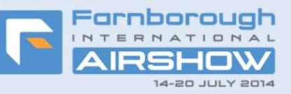 Salon de Farnborough - 14 au 20 juillet 2014 Captur25