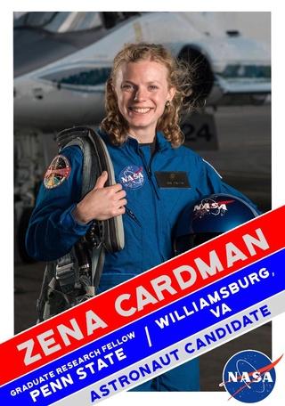 Nouvelle sélection NASA d'astronautes pour 2017 Carman10