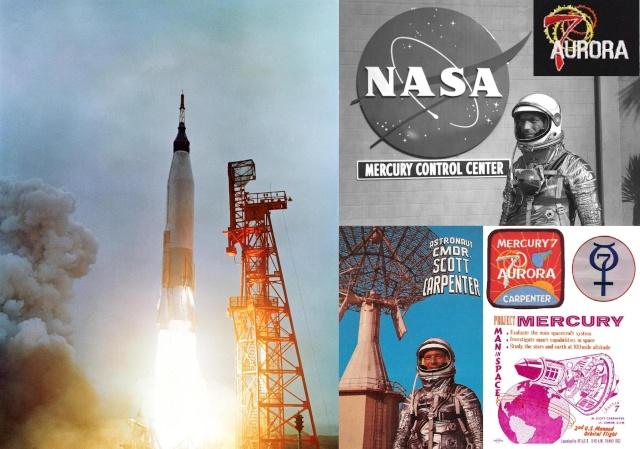 Décès de l'astronaute Scott Carpenter (1925-2013) Carpen10