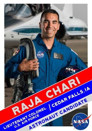 Nouvelle sélection NASA d'astronautes pour 2017 Chari_10