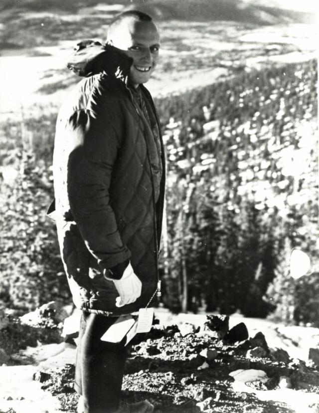 Charles ''Pete'' Conrad - Biographie, Photos rares, inédites, peu courantes Conrad10