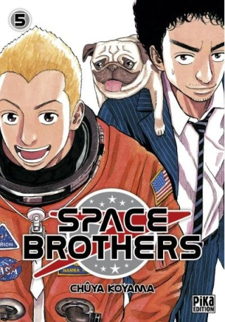 Cinéma - Space Brothers Couv_211