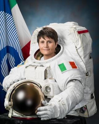 Vol spatial de Samantha Cristoforetti / Expedition 42 et 43 - FUTURA / Soyouz TMA-15M Cristo11