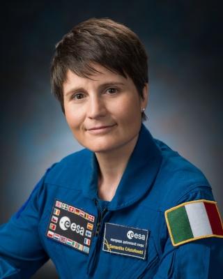 Vol spatial de Samantha Cristoforetti / Expedition 42 et 43 - FUTURA / Soyouz TMA-15M Cristo13
