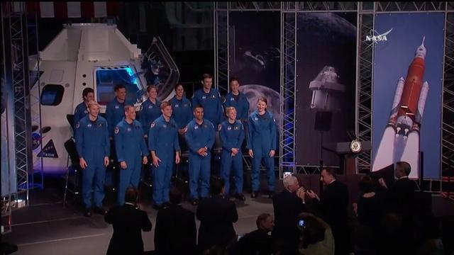 Nouvelle sélection NASA d'astronautes pour 2017 Dbvsj710