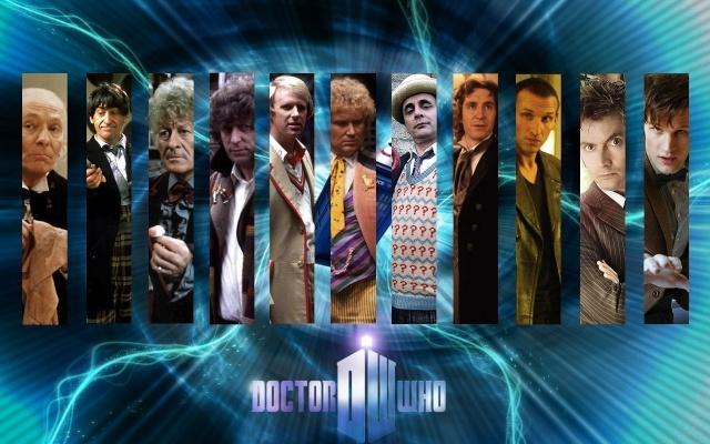 Série TV - Le Dr Who a 50 ans aujourd'hui Doctor10