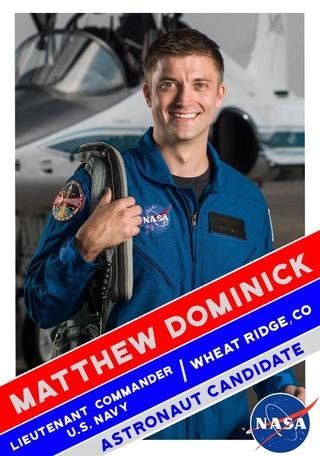 Nouvelle sélection NASA d'astronautes pour 2017 Domini10