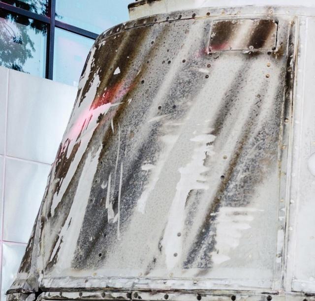 Visite d'une capsule Dragon de SpaceX - Reportage spécial Dragon12