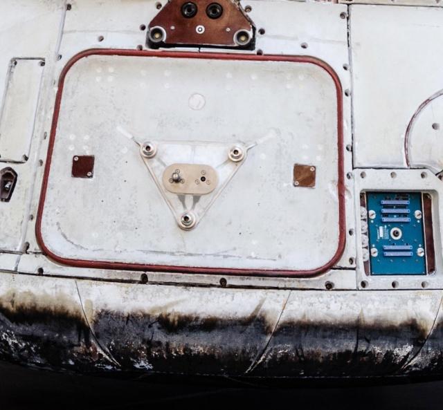 Visite d'une capsule Dragon de SpaceX - Reportage spécial Dragon17
