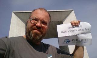 22 avril 2014 - Journée de la Terre / #Earthday - faites un GlobalSelfie avec la NASA Dsc_0010