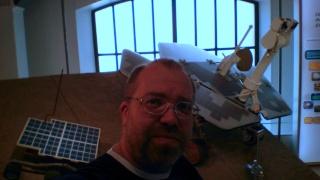 [Exposition] L'eau sur Mars - jusqu'au 30 décembre 2014 à Paris Dsc_0215
