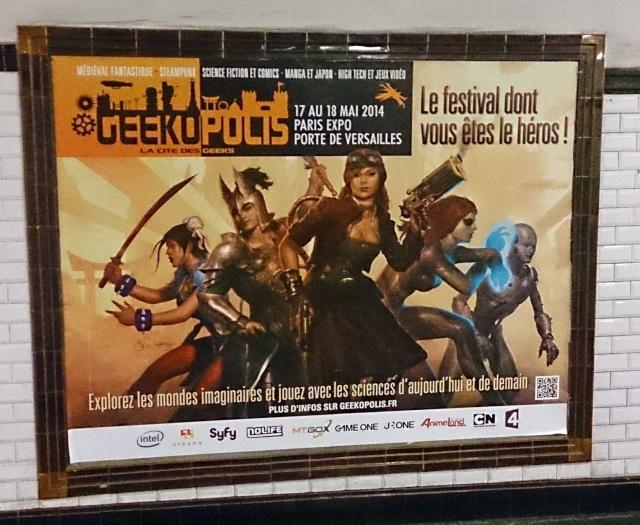 17 et 18 mai 2014 - Geekopolis - Paris Dsc_0310