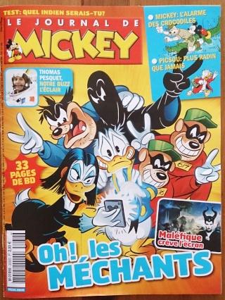 [presse écrite] Journal de Mickey et l'espace Dsc_0610