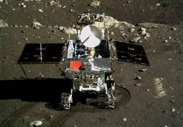 Décollage et alunissage de la sonde lunaire chinoise Chang'e 3 / rover Yutu Dsed10