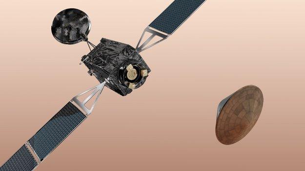 Le Lander Exomars s'appelle ''Schiaparelli'' Exomar10