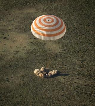 7 novembre 2013 - Mission Soyouz TMA-11M / Expedition 38-39 Exp_3911