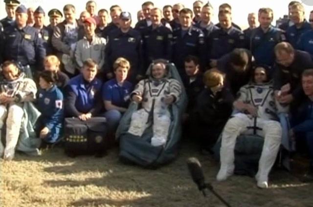 7 novembre 2013 - Mission Soyouz TMA-11M / Expedition 38-39 Exp_3912