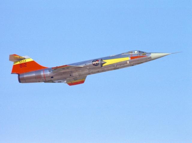 60ème anniversaire du F-104 Starfighter / 1954 - 2014 F-104n10