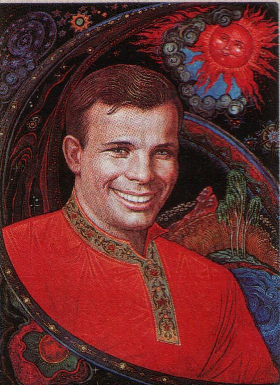 9 mars 1934 - Youri Gagarine aurait eu 80 ans aujourd'hui Gagari10